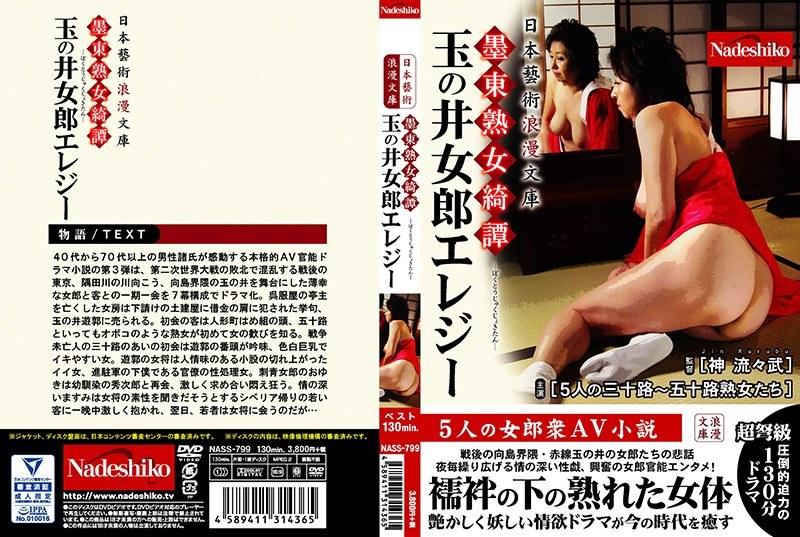 [NASS-799] 日本藝術浪漫文庫 墨東熟女綺譚 玉の井女郎エレジー 巨乳 強姦 中出し