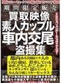 買取映像 素人カップル車内交尾盗撮集 (DOD)