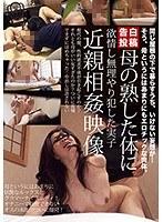 告白投稿 母の熟した体に欲情し無理やり犯した実子近親相姦映像