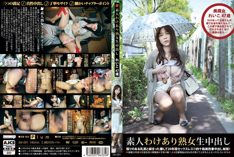 SW-091 Amateur Translation Is Out MILF In Students 091