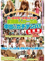 TR-1619 Gachinanpa Out Nationwide Amateur Local In That Around The Whole Country With A High Success Rate! 4 Hours!Kanto Hen (Makuhari, Kujukuri)