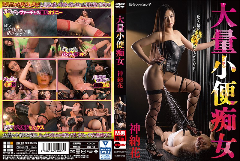 DMOW-172 Massive Urinary Slut
