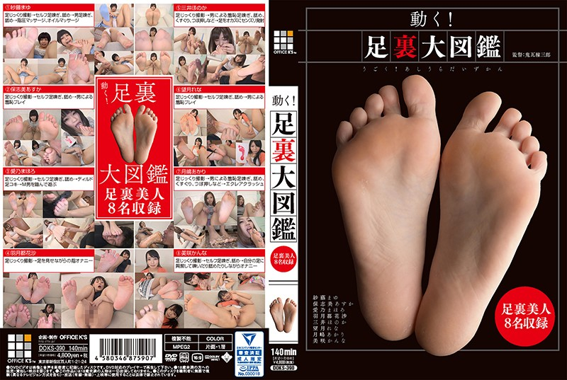 DOKS-390 Move!sole Encyclopedia