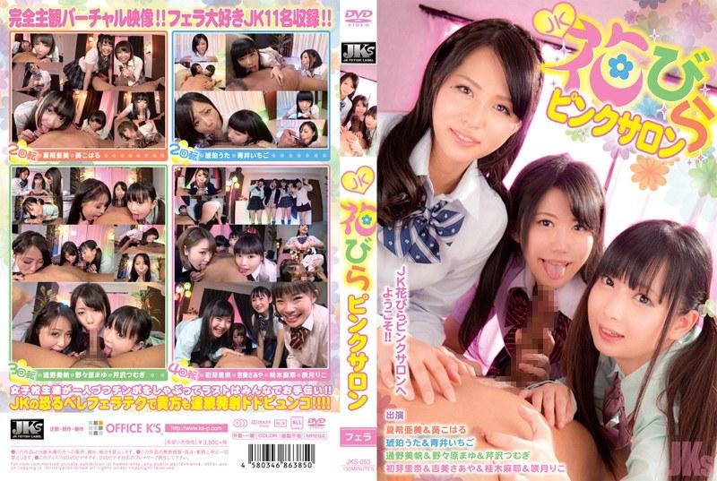 JKS-053 JK Petal Pink Salon