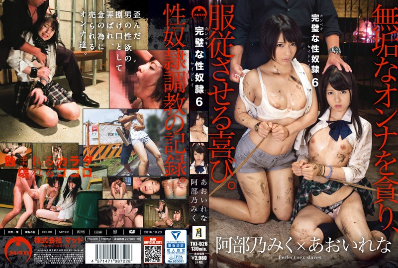 TKI-026 Perfect Sex Slave 6