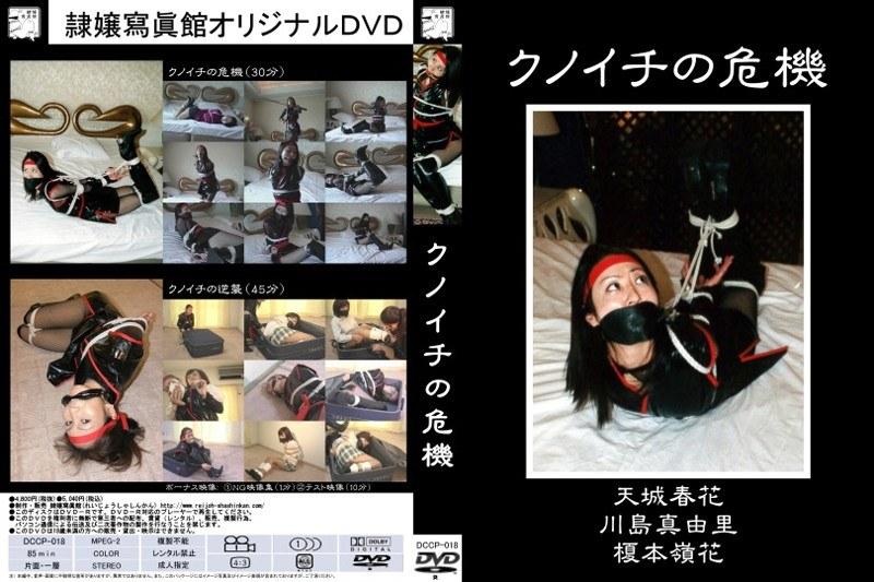 DCCP-018 Crisis Of Cosplay Series Kunoichi (Rei Jou Shashinkan) 2014-04-11