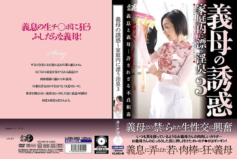 [LUNS-06] 義母の誘惑~家庭内に漂う淫臭3