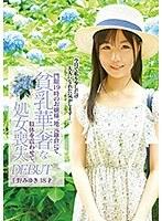 【FANZA限定】門限19時のお嬢様、地元鎌倉にて貧乳華奢な肢体を震わせて、処女喪失DEBUT