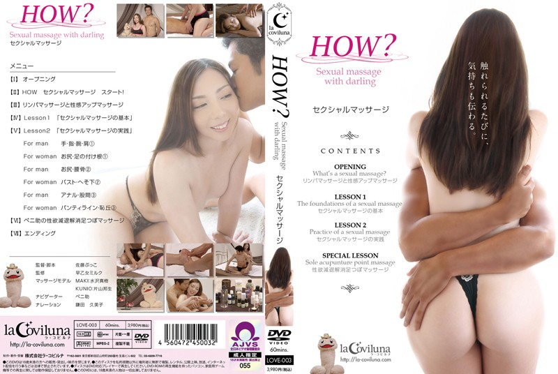 LOVE-003 HOW? Sexual Massage