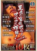 【完全数量限定】至高の官能ポルノ オルガの神髄 アモーレ編 10枚組BOX