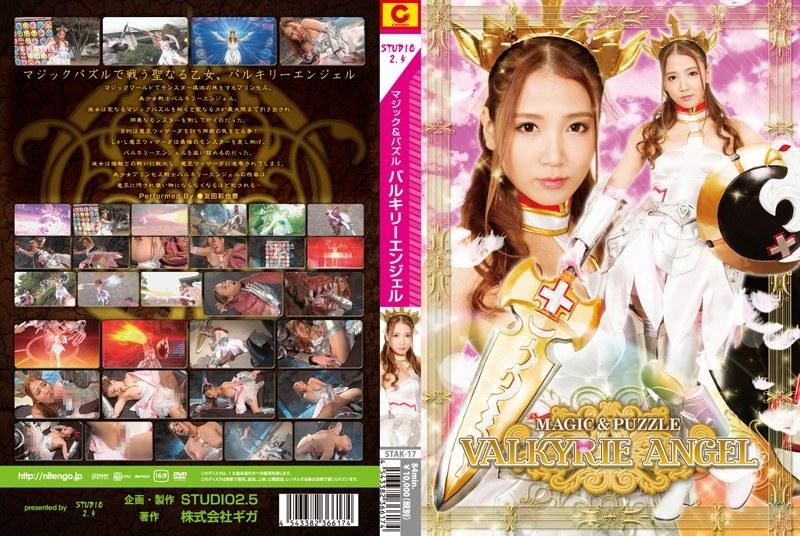 STAK-17 Magic & Puzzle Valkyrie Angel Tomoda Ayaka (STUDIO2.5) 2014-04-25