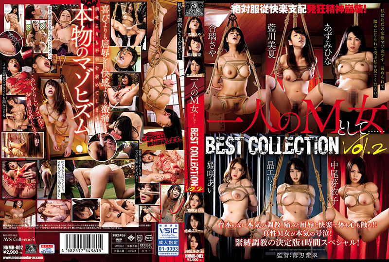 [HNMB-002] 一人のM女として…BEST COLLECTION Vol.2