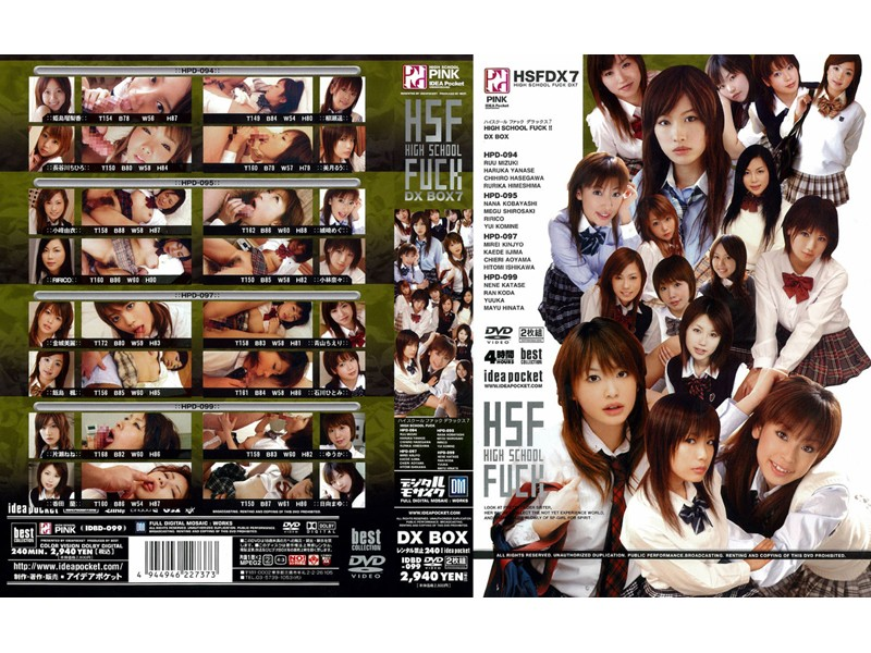 IDBD-099 HSFDX7 HIGH SCHOOL FUCK DX7 (IDEA POCKET) 2006-05-01