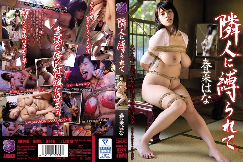 JBD-202 Tied To A Neighbor Hana Haruna (Attackers) 2016-03-07
