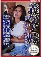「義父と嫁 〜誰にも言えない禁断愛欲生活〜」のパッケージ画像