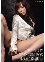 PBD-134 Fuyutsuki Kaede - Disc 16 Hours Premium Box4 Maple Winter Months