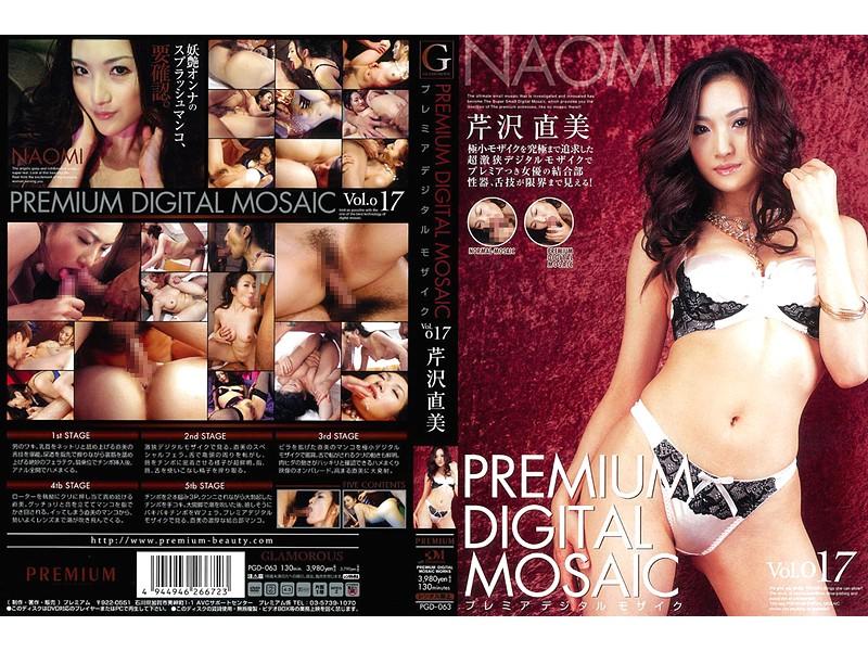 PGD-063 นาโอมิ Serizawa พรีเมียมดิจิตอล Mosaic Vol.017