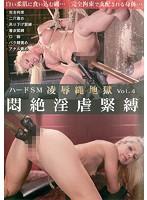 ハードSM 凌辱縄地獄 Vol.04 悶絶淫虐緊縛