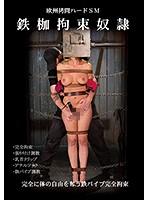 欧州拷問ハードSM 鉄枷拘束奴隷