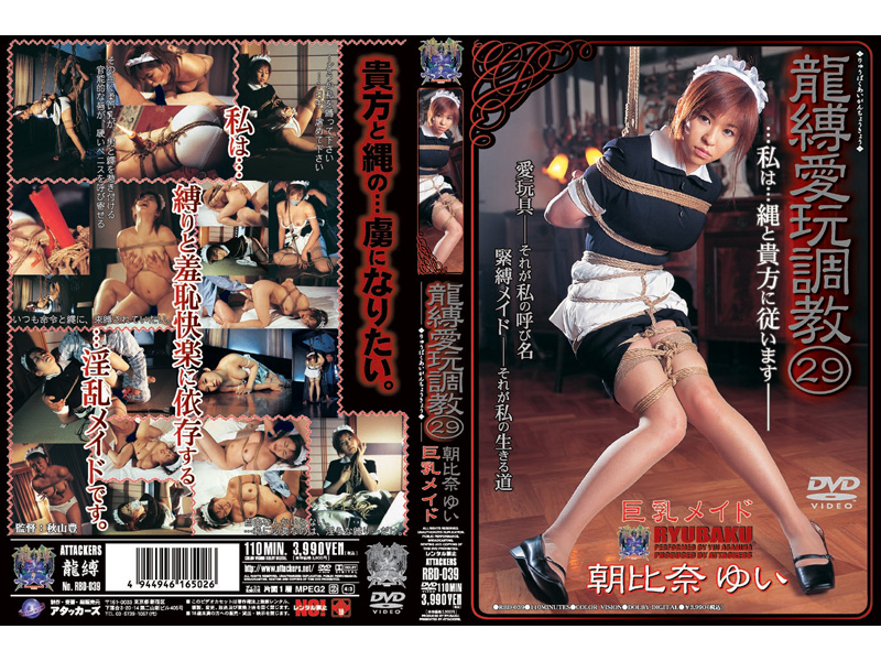 RBD-039 Yui Asahina Maid Big 29 Tied Torture Pet Dragon