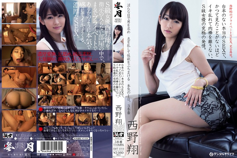 smt010 Keep An Cock Disturbed About Iki Never In SEX Of No Real Script, I Saw Once, Estrus Ultimate S-class Actress. Sho Nishino