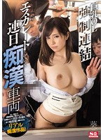 [SNIS-977] Big Tits OL Strongly · System · Consecutive · Escalate Everyday Molested Car Aoi