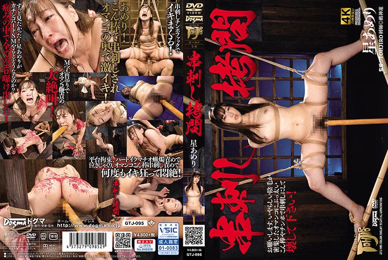 [GTJ-095] 【FANZA限定】串刺し拷問 星あめり パンティと生写真付き