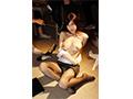 【数量限定】犯され輪姦され続けた巨乳女教師 桜空もも 生写真3枚付き  No.3