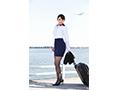 【DMM限定】某航空会社国内線勤務2年目の可愛いすぎる現役新米CA debut 清楚な外見とは真逆のSEX大好き女子 絶頂の向こう側へTAKE OFF 生写真3枚付き  No.1
