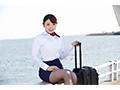 【DMM限定】某航空会社国内線勤務2年目の可愛いすぎる現役新米CA debut 清楚な外見とは真逆のSEX大好き女子 絶頂の向こう側へTAKE OFF 生写真3枚付き  No.2