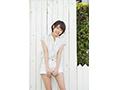 【数量限定】大型新人!ハニカミ笑顔が天使すぎる 朝陽そら 20歳 kawaii*専属デビュー 生写真3枚付き  No.2
