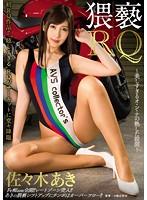 【数量限定】猥褻RQ 〜美しすぎるオ・ン・ナの熟した股間〜 佐々木あき パンティと生写真とデジタル写真集付き