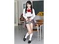 【DMM限定】女子生徒のパンチラは白綿ぱんつパラダイス パンティと生写真付き  No.1