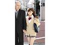 【数量限定】JKお散歩 羽咲みはる 生写真3枚付き  No.2