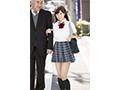 【数量限定】JKお散歩 羽咲みはる 生写真3枚付き  No.3