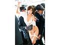【数量限定】女子校生 強・制・連・結 満員痴漢車両 天使もえ 生写真3枚付き  No.3