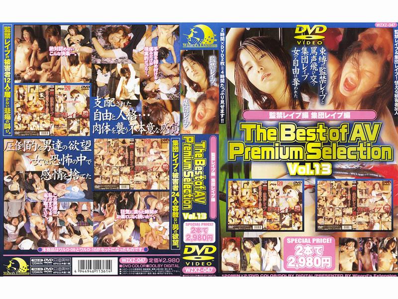 WZXZ-047 The Best Of AV Premium Selection VOL.13