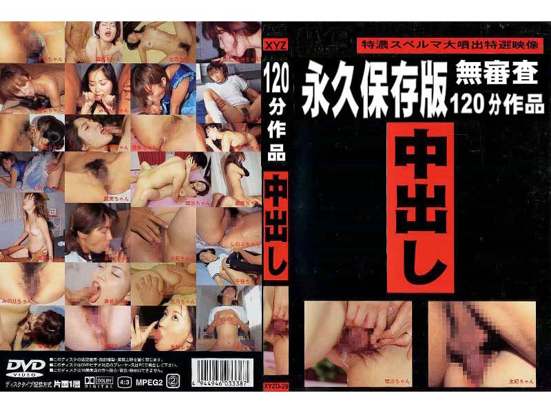 XYZD-029 3 Out Of 120 Minutes In The Work On Your Permanent (Xyz) 2002-02-08